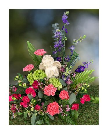 Summer Blessings Flower Arrangement