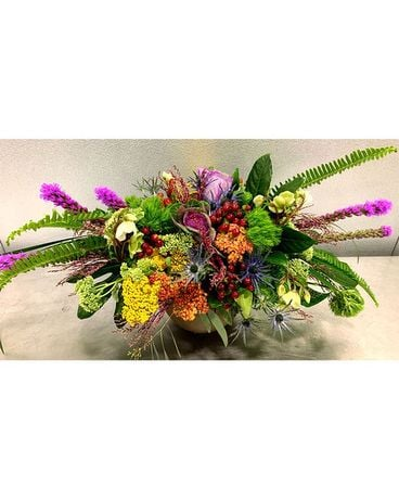 Autumn Bounty Flower Arrangement