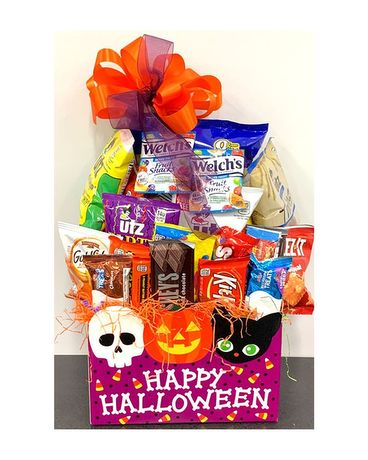 Trick or Treats Snack Box