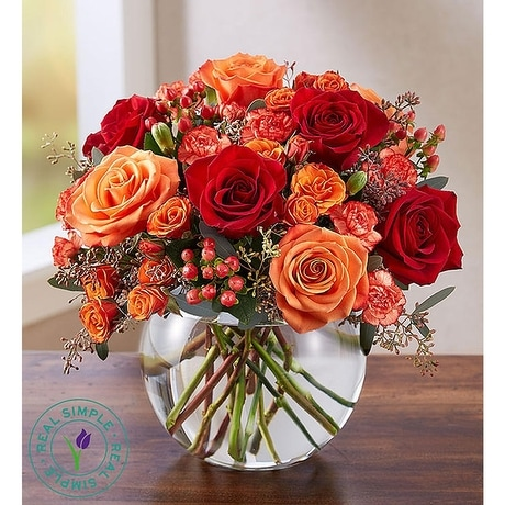 Autumn Medley By Real Simple In Los Angeles Ca 1 800 Flowers Conroys