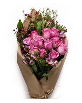 Specially Pink Flower Arrangement