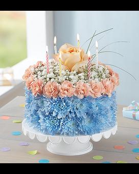 Admirable Coastal Birthday Cake In Los Angeles Ca 1 800 Flowers Conroys Funny Birthday Cards Online Fluifree Goldxyz