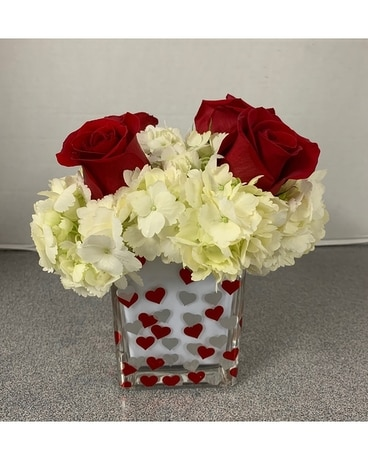 Adore You Bouquet Flower Arrangement
