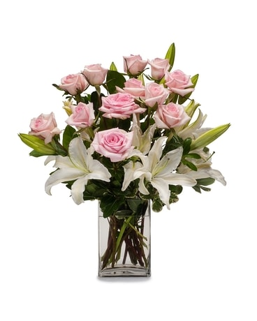Kisses Flower Arrangement