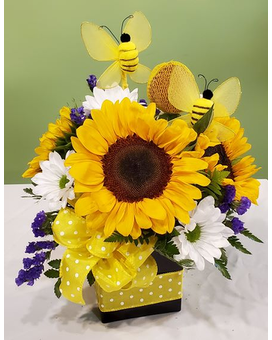 SunnyBee Flower Arrangement