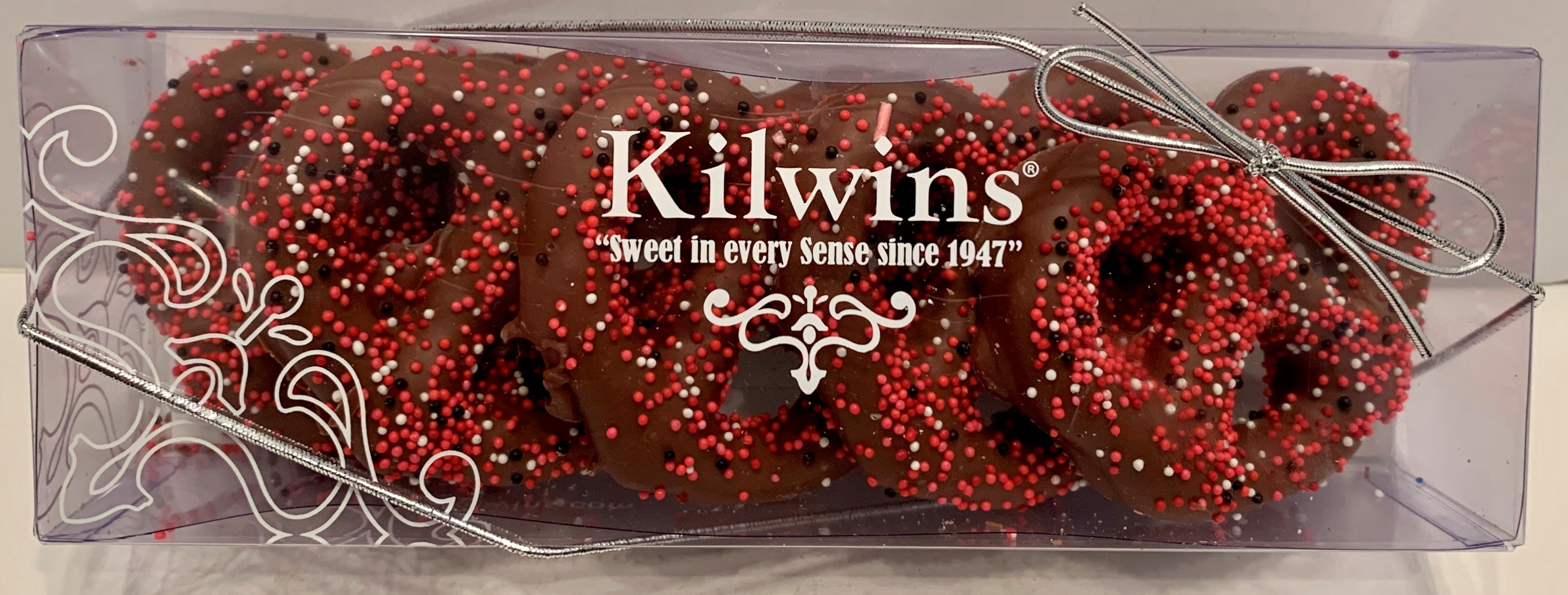 Kilwins Chocolate Covered Pretzels