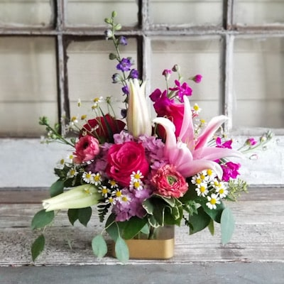 Simply You Flower Arrangement