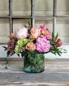 Garden Beauty Flower Arrangement