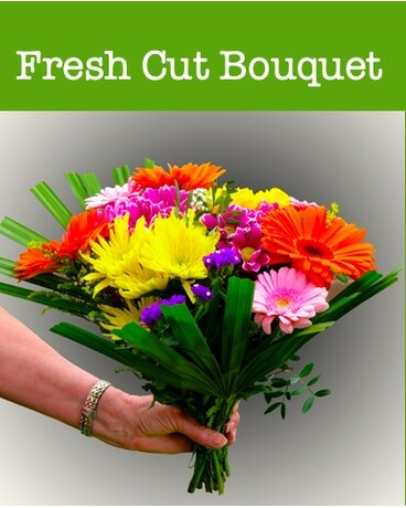Fresh Cut Bouquet Flowers