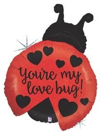 Large Love Bug