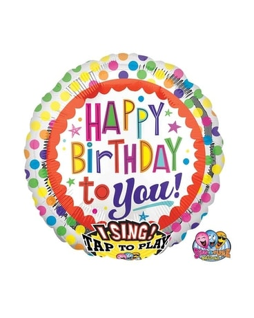 Happy Birthday Singing