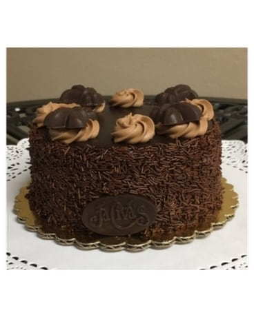 5inch Chocolate Fudge Cake