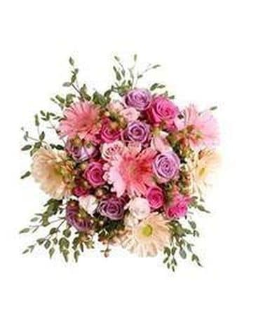 Elegance Bouquet Flower Arrangement