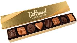 DeBrand Medium Chocolates