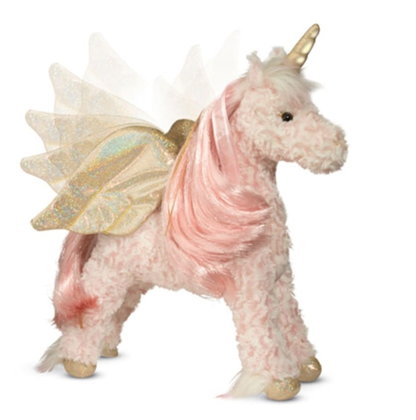Hope Unicorn With Moving Wings