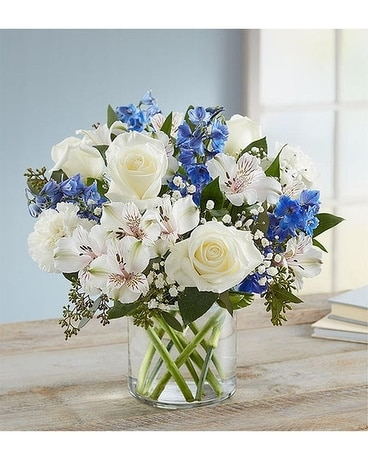 Wonderful Wishes Flower Arrangement