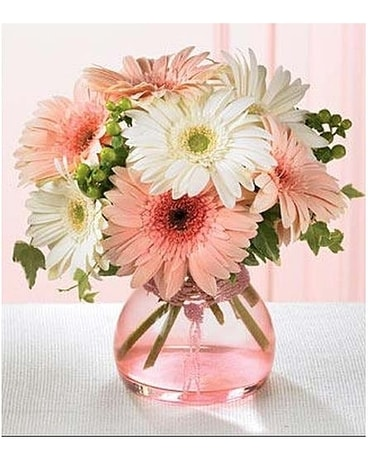 Daisy Garden Flower Arrangement