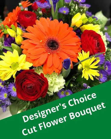 Designers Choice - Cut Flower Bouquet Bouquet