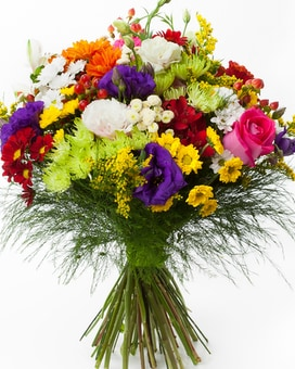 Bouquets Of Fresh Cut Flowers Delivery Bowmanville On Van