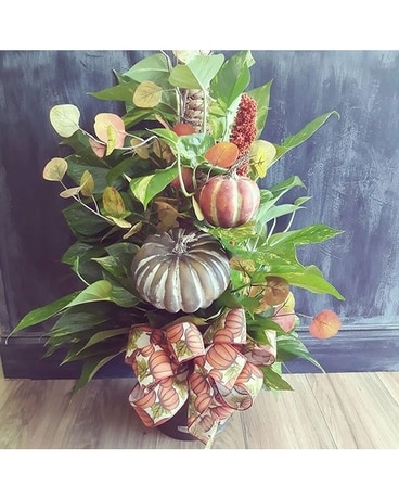 Fall Silks Delivery Weatherford Tx Remembrance Flower Shop