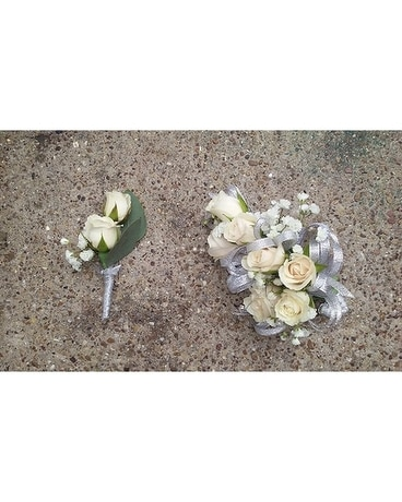 Corsage Flower Arrangement