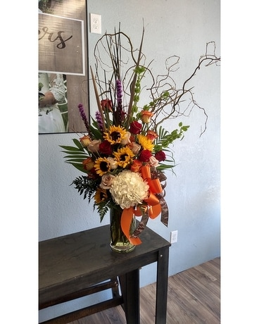 Sunflower Life Flower Arrangement