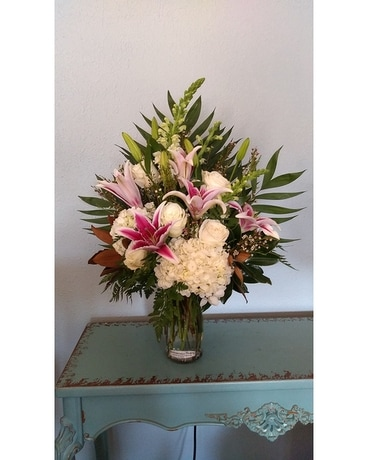 Valentine Flower Arrangement