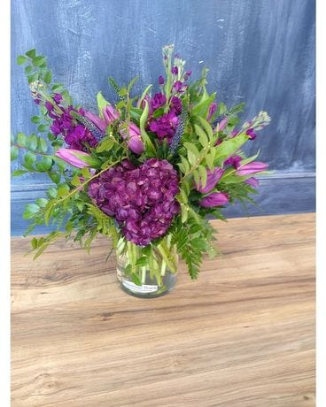 Soul And Inspiration Flower Arrangement