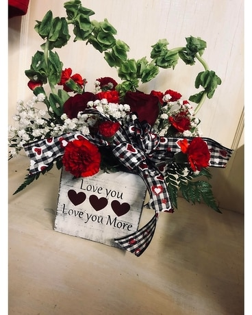 Love You More Specialty Arrangement