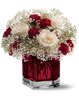 Teleflora's Roxanne Bouquet Flower Arrangement