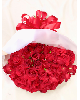 Unforgettable 100 Roses Bouquet