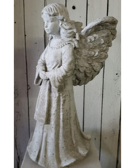 Angel Wing Planter Flower Arrangement