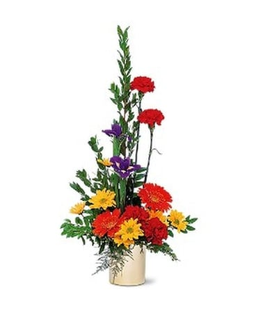Sweet Reminders Flower Arrangement