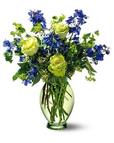 Teleflora's Summer Inspiration Bouquet Flower Arrangement