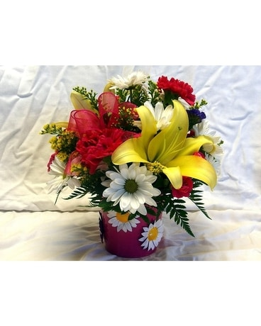 Summer Daisies Flower Arrangement