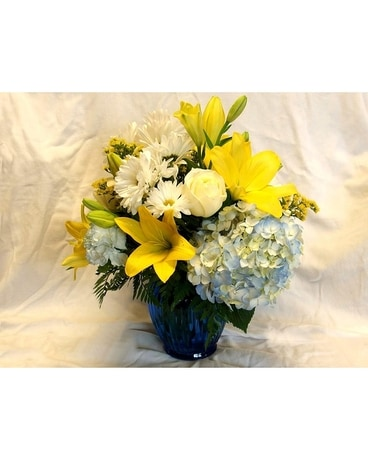 Sunshine Bouquet Flower Arrangement