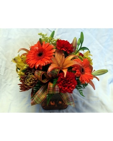Autumn Celebration Flower Arrangement