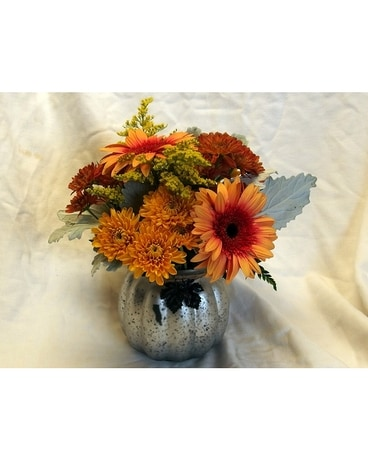Fall Blush Flower Arrangement