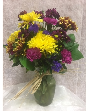 7101 Flower Arrangement