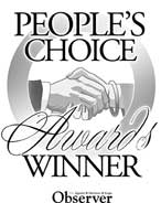 People's Choice Awards Winner