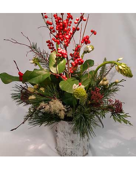 Star of Bethlehem Flower Arrangement
