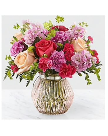 Sweet Spring Flower Arrangement