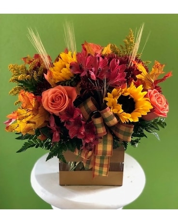 Autumn Memories Flower Arrangement