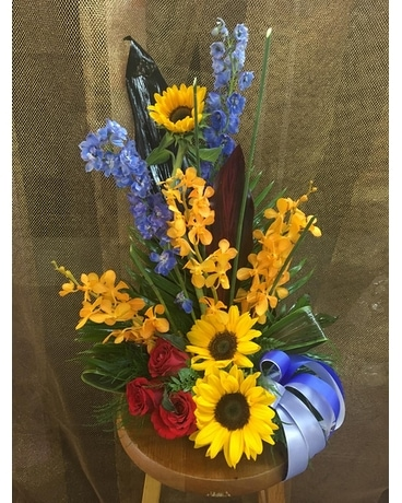 Tropical Sun - Specialty Arrangement