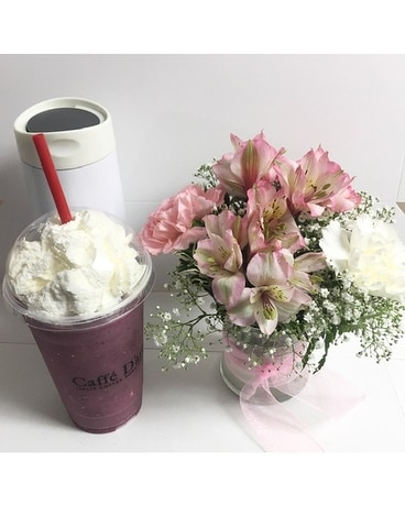 Smoothie Floral