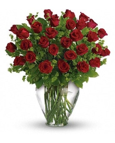 30 Rose Bouquet Flower Arrangement