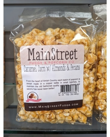 Caramel Popcorn with Nuts Gifts