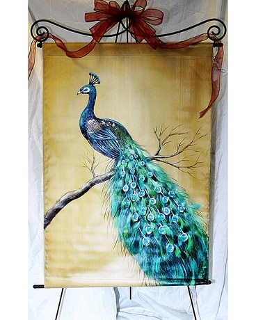 Peacock Tapestry Gifts