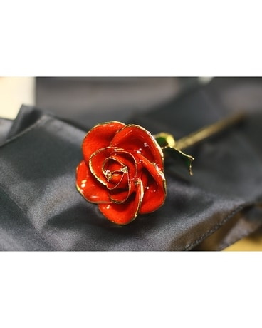 24k Gold Tipped Rose Gifts