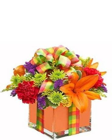 Ravishing Gift Flower Arrangement